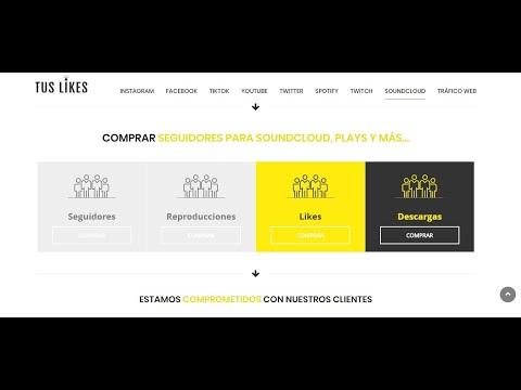 Como Comprar Descargas Para SoundCloud
